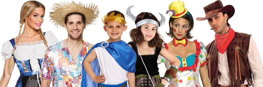 Fancy Dress Costumes and Accessories