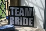 Team Bride Large #wordprop