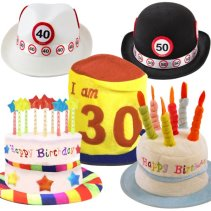 Birthday & Party Hats
