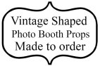 Design your own vintage shaped prop and we'll make it for you