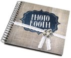 Hardback Vintage Photo Booth Album