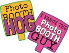 Double Sided Photo Booth Prop