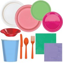 Plain Colour Tableware