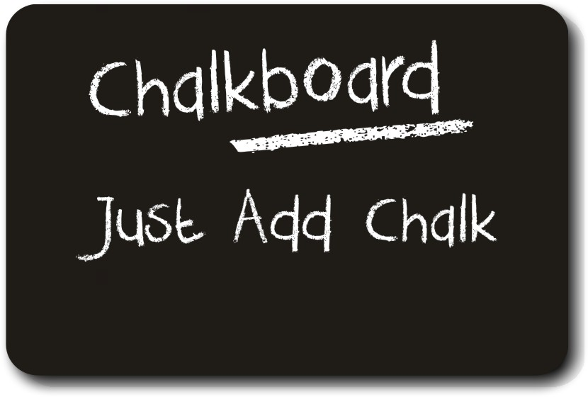 chalkborad