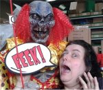 Bite Me with Psycho Zombie Clown