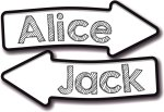 White - Alice and Jack
