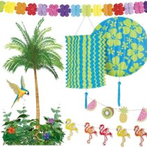 Hawaiian Decorations