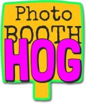 One Side photo booth hog