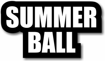 SUMMER BALL  large #wordprop