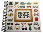 Photo Booth Album 84 pages