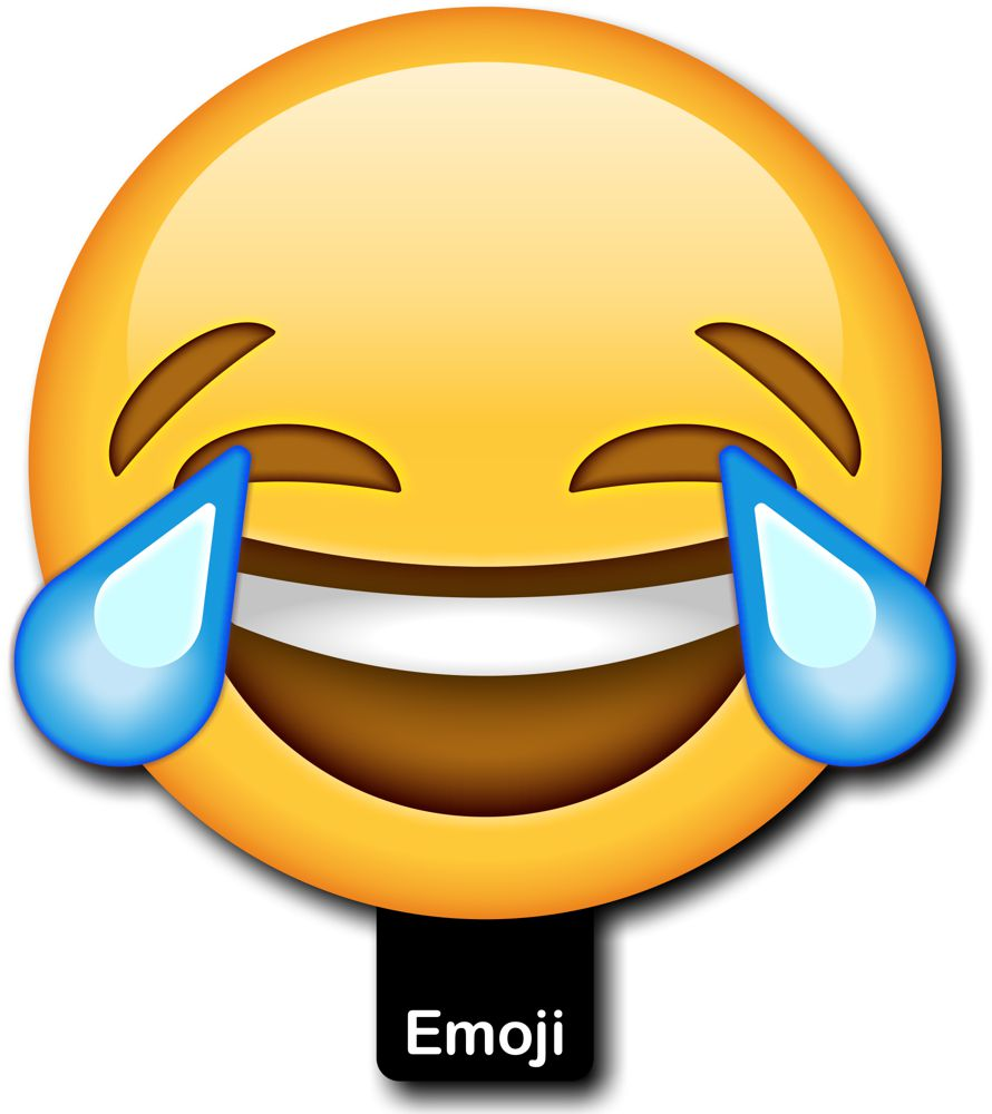 Emoji Photo Prop Tears Of Joy Crying With Laughter Photo