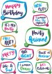 Buy Happy Birthday and Party Animal Shout Out sets together and save