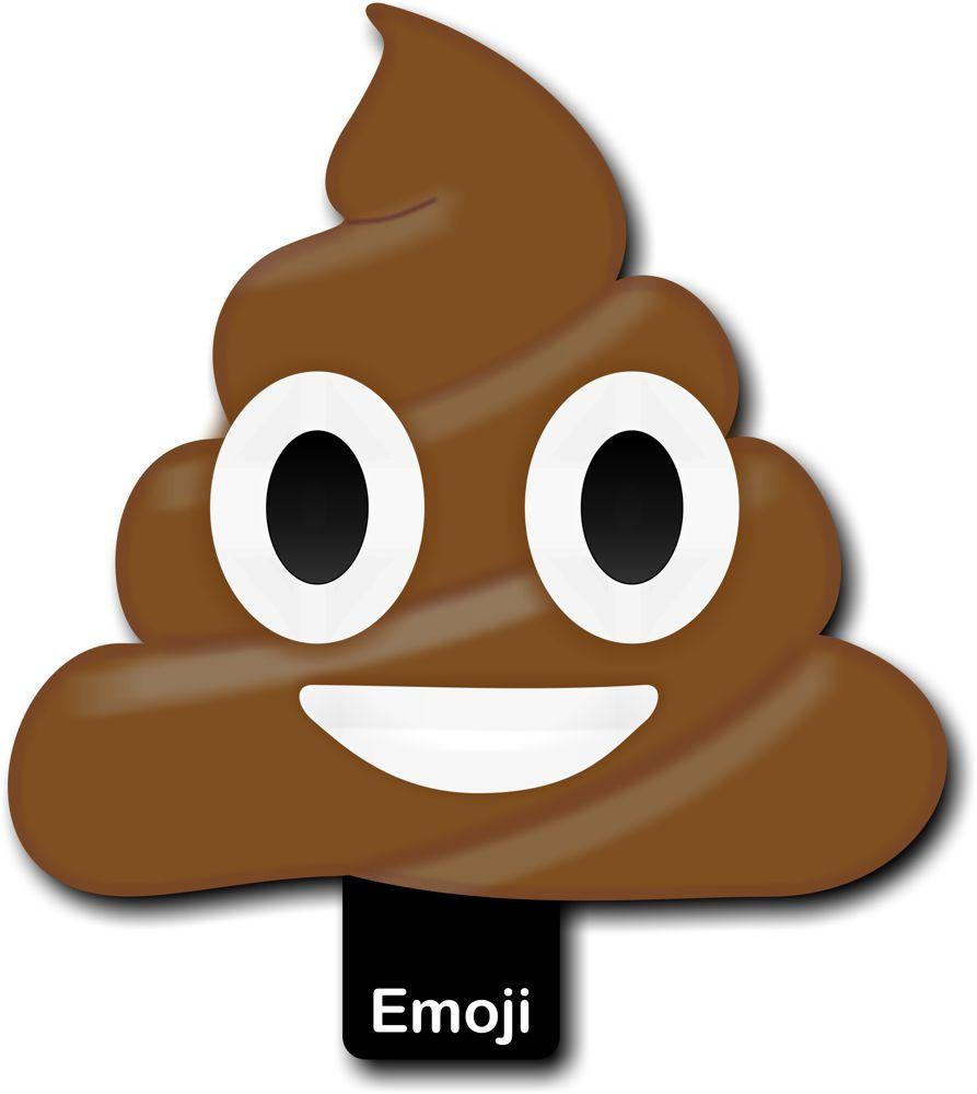 Pile of Poo Emoji Props