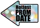 Hottest Prom Date photo prop