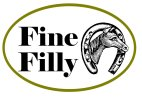 Fine Filly photo Booth Prop Sign