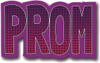 Large Wordprop - Prom