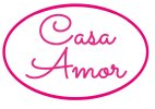 Casa Amor photo booth sign