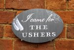 I came for the Ushers Wedding Sign for photo booth