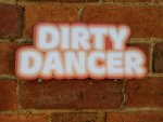 Dirty Dancer  Large Colour Photo Booth Sign