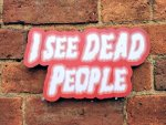 I See Dead People Reusable high quality photo booth props